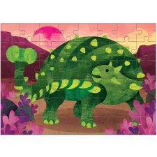 Puzzle mini Ankylosaurus 48ks