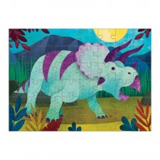 Puzzle mini Triceratops 48ks
