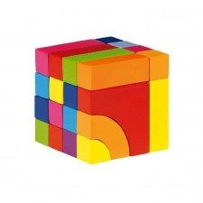 Puzzle Poskladaj kocku
