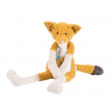 Líška plyšová 37cm