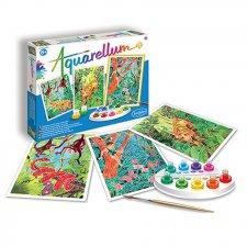 Aquarellum Kniha džungle
