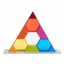 Balančná hra Farebné kryštály