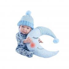 Oblečenie pre bábätko s mesiačikom Pikolin 36cm