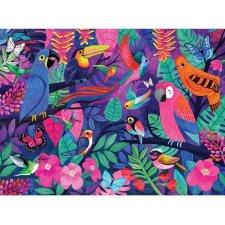 Puzzle Exotické vtáky 500ks