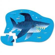 Puzzle mini Žralok 12 ks