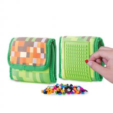 Peňaženka Mine&Craft zelená