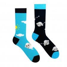Veselé ponožky Bééékačik - 35-38