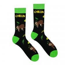 Veselé ponožky Chillin - 39-42