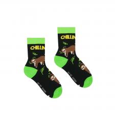 Veselé ponožky Chillin - Detské - 30-34
