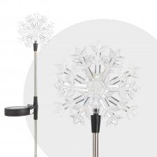 LED solárna lampa