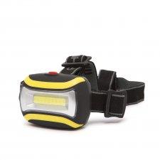 Čelová lampa COB LED