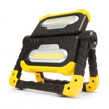 Multifunkčný reflektor- dvojitý LED