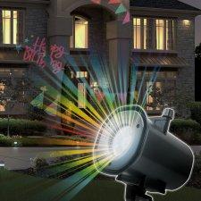 LED disko efekt