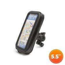 Taška na mobilný telefón na bicykle - s dotykovou plochou - do 5,5