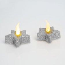 LED čajové sviečky