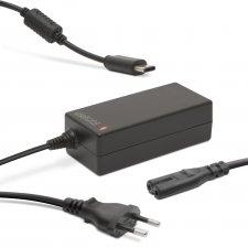 Univerzálny USB Type-C sieťový adaptér k laptopom / notebookom s napájacím káblom