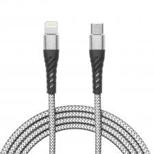 Dátový kábel - iPhone Lightning - Type-C