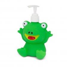 Dávkovač mydla - žaba - 350 ml
