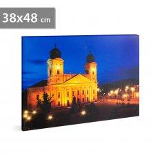 LED obrázok na stenu