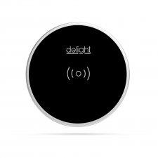 Vstavaná bezdrôtová nabíjacia stanica - čierna - max. 1,1 A