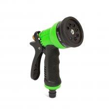 Polievacia pištoľ s 8 funkciami - zelená