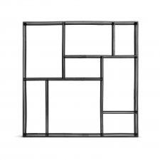 Plastová dlaždicová šablóna - 50 x 50 x 4,5 cm