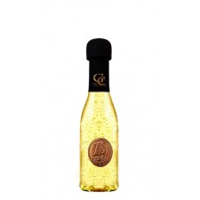 (0-90) rokov Zlaté šumivé 0,2 l Gold Cuvee Kovová etiketa