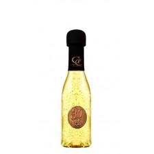 Zlaté šumivé 0,2 l Gold Cuvee Kovová etiketa 30