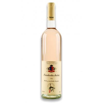 Biele víno: Frankovka modrá biela