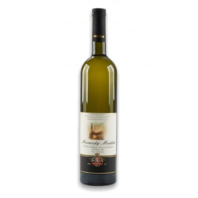 Biele víno: Moravský muškát