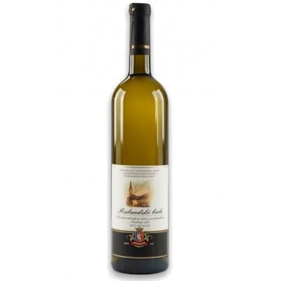 Biele víno: Rulandské biele