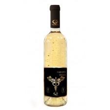 0,7 L Gold Cuvee - Biele so zlatými lupenmi 23 karát - Najlepší LEKÁR