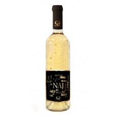 0,7 L Gold Cuvee - Biele so zlatými lupenmi 23 karát - Najlepší ŠÉF
