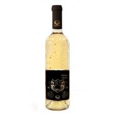 0,7 L Gold Cuvee - Biele so zlatými lupenmi 23 karát - Najlepší UČITEĽ
