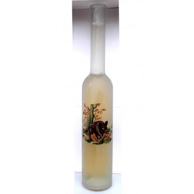 Darčeková fľaša ozdobná 375 ml Diviak