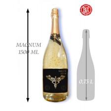 1,5  L Gold Cuvee šumivé víno so zlatom Najlepší lekár