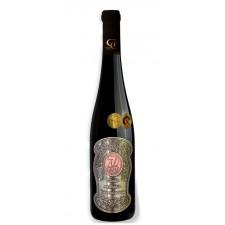 0,75 L Darčekové víno Červené Renana Kovová etiketa 70 rokov