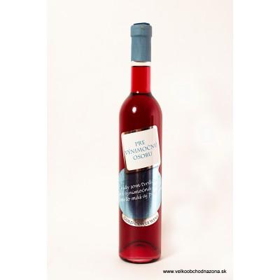Darčekové víno - Pre výnimočnú osobu