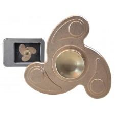 Fidget Spinner FUNNY GOLD