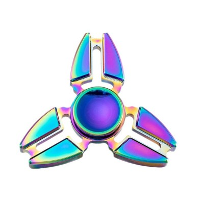 Fidget Spinner HIGH TECH rainbow