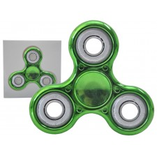 Fidget Spinner METAL green