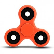 Fidget Spinner Oranžový