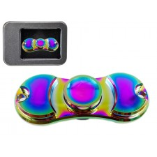 Fidget Spinner REAL STEEL rainbow skate