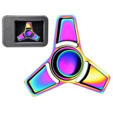 Fidget Spinner REAL STEEL rainbow3