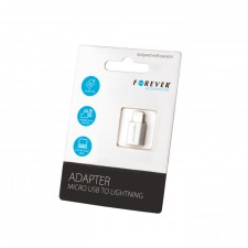FOREVER adapter – Micro USB na Lighting