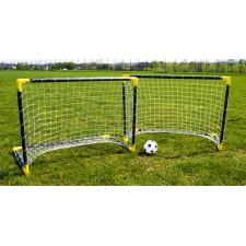 Futbalové bránky mini 91 x 61 x 46 cm