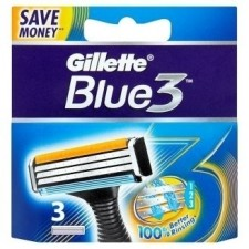 Gillette Blue 3 6ks