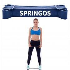 Guma na cvičenie - odpor 37-46kg - modrá