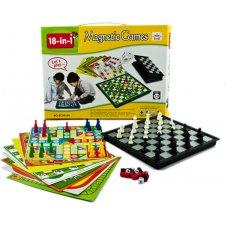 Herná sada stolové hry - 18 v 1