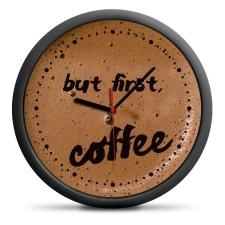 Hodiny káva